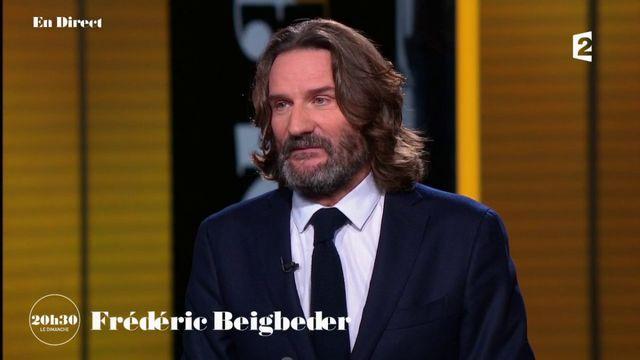 VIDEO. Le témoignage de Frédéric Beigbeder, présent lors du braquage de l'hôtel Ritz à Paris