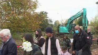 Meurtre de ShaïnaHansye:une marche blanche organisée deux ans après son assassinat (FRANCE 2)