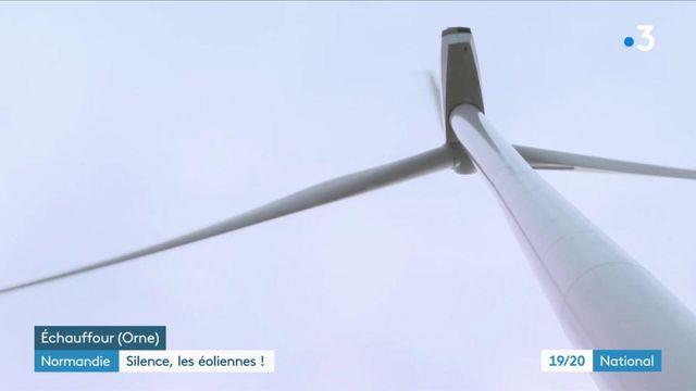Orne : les éoliennes d'Échauffour vont cesser de tourner