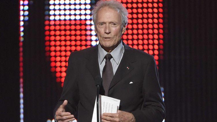 Clint Eastwood soutient Donald Trump (photo d'archives, 4 juin 2016)  (Chris Pizzello / AP / SIPA)