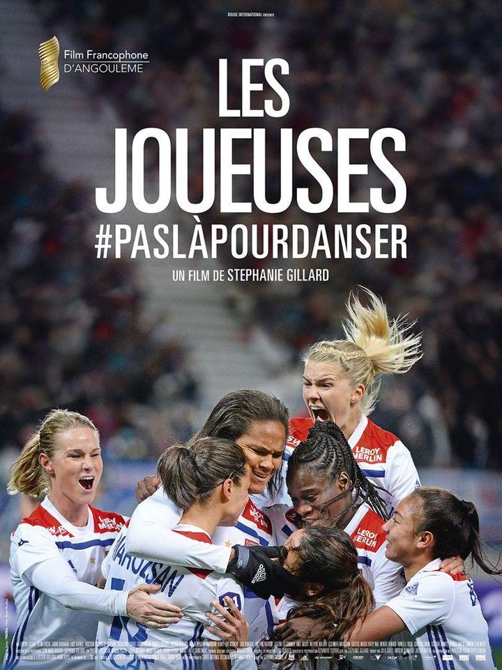 Le documentaireLes Joueusessur les footballeuses de l'Olympique Lyonnais, sort en salles le 9 septembre. (Rouge Distribution)