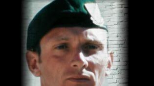 Cédric de Pierrepont, militaire français tué lors de la libération d'otages au Burkina Faso. (FRANCE 2)