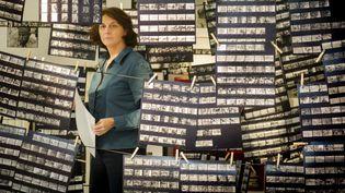 """La réalistrice françaiseMariana Otero dans """"Histoire d'un regard"""", documentaire sur le photojournaliste Gilles Caron. (Copyright Diaphana Distribution)"""