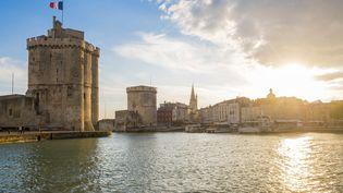 Le Vieux Port de la Rochelle (Charente-Maritime), le 10 août 2017. (GARDEL BERTRAND / HEMIS.FR / AFP)