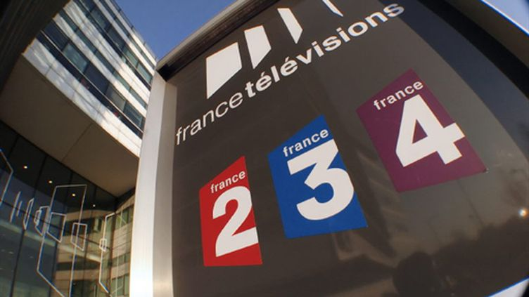 Le siège de France Télévisions (AFP Jean Ayissi)