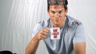 """Michael C. Hall Michael C.Hall interprète de Dexter Morgan dans la série """"Dexter"""". (Showtime Networks Inc.)"""