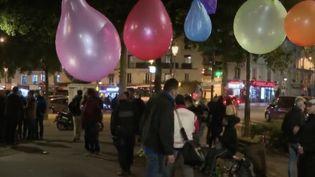 Des soirées clandestines sont organisées à Paris, vendredi 16 octobre. (France 2)