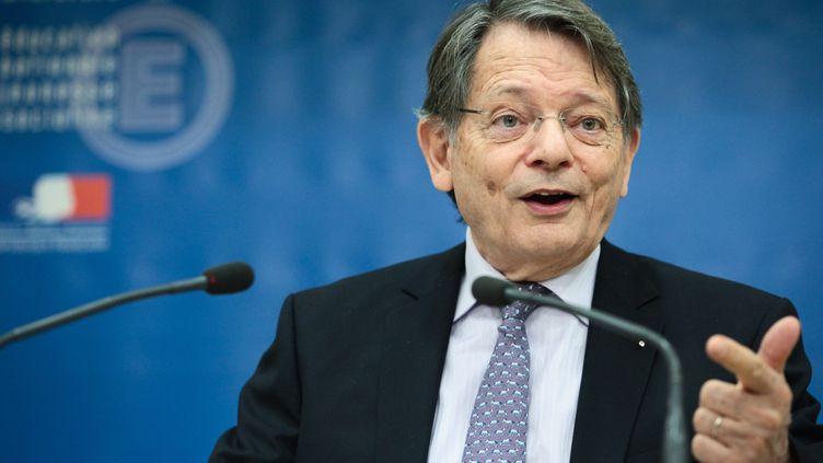 Jean-François Matteïau Ministere de l'education de la jeunesse et de la vie associative, le 13 décembre 2011. (© JB LE QUERE / MAXPPP / MAXPPP)