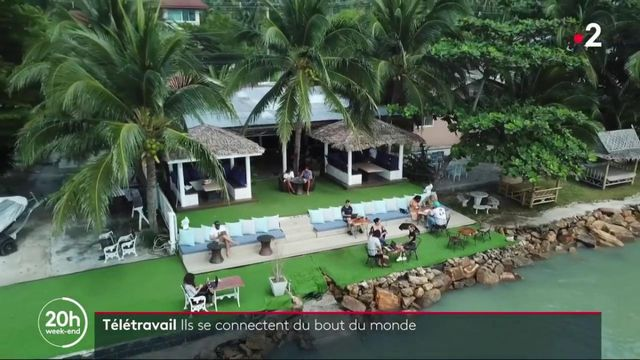 Thaïlande : le paradis des nomades numériques