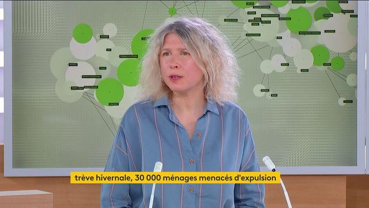 Marie Rothhahn, chargée de mission à la fondation Abbé Pierren, était l'invitée de la chaîne franceinfo, mardi 1er juin. (FRANCEINFO)