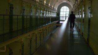 La prison de Bourges (Cher). (VICTOR VASSEUR / FRANCE-BLEU BERRY)