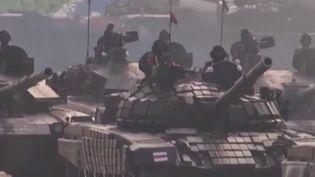 Birmanie : répression et scènes de chaos (FRANCE 2)