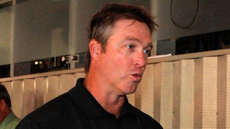 Le nouvel entraîneur de Colorado, Patrick Roy