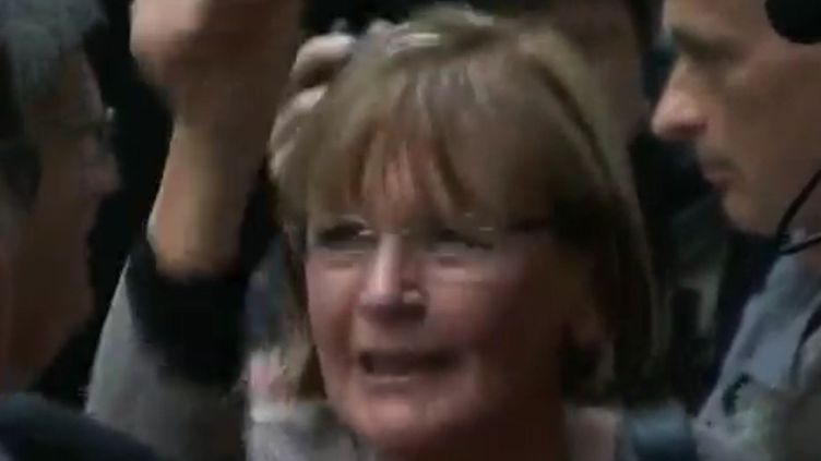 Marie George Buffet, le 6 mai 2012. (FTVI / CAPTURE D'ECRAN)
