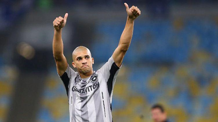Le défenseur brésilien Doria sous les couleurs de Botafogo (BRUNO DE LIMA / AG?NCIA LANCEPRESS!)
