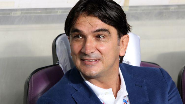 Zlatko Dalic, le nouveau sélectionneur de la Croatie. (NEZAR BALOUT / AFP)