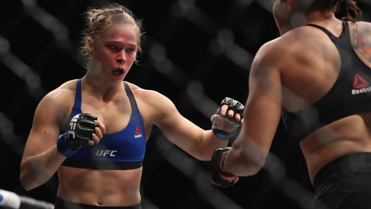 Ronda Rousey (CHRISTIAN PETERSEN / GETTY IMAGES NORTH AMERICA)
