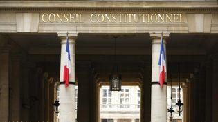 Aux termes d'une loi d'avril 2016, le Conseil constitutionnel rend publics pour la première fois, à raison de deux listes par semaine, les noms des élus acceptant de parrainer des candidats.  (MAXPPP)