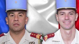Timothé Dernoncourt, un des deux militaires morts mercredi 21 février au Mali, était originaire de Roncq (Nord). Les habitants sont touchés et fiers. (FRANCE 3)