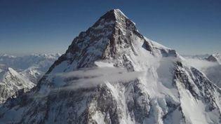 """Le K2, ou """"la montagne sauvage"""" (CAPTURE D'ÉCRAN FRANCE 3)"""