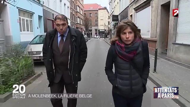 Attentats de Paris : la ville de Moleenbeck, plaque tournante du terrorisme islamiste ?