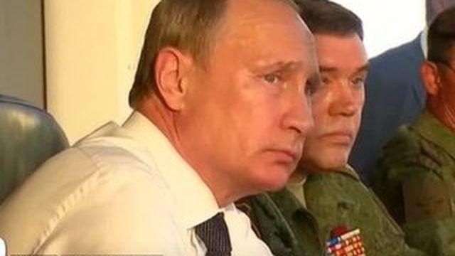 Syrie : le plan de la Russie
