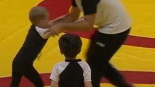 lutte enfants (France 3)