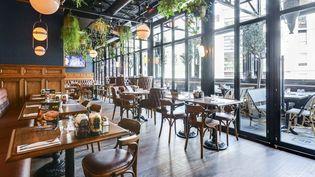 """L'enseigne de bars et brasseries """"Au Bureau""""a été créée il y a 32 ans dans le nord de la France. 160 établissements aujourd'hui sur le territoire. (AU BUREAU)"""