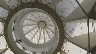 La Sorbonne possède une antenne à Abu Dhabi (Émirats arabes unis) depuis dix ans. (CAPTURE D'ECRAN FRANCE 2)