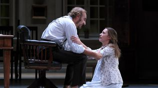 Michel Vuillermoz et Claire de La Rüe du Can  (Vincent Pontet)