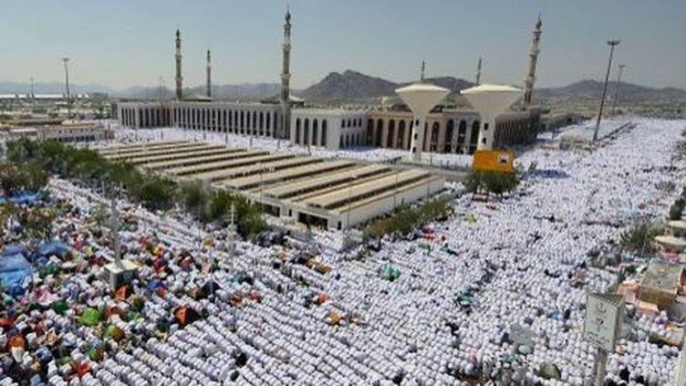 Deux millions de personnes étaient attendues à La Mecque en 2013. (AFP)