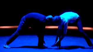 Israel Galvan et Akram Khan  (Capture d'écran)