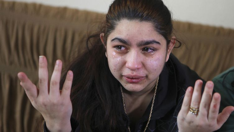 """(Leonarda affirme """"qu'un jour ou l'autre"""" sa famille reviendra en France © Reuters-Hazir Reka)"""