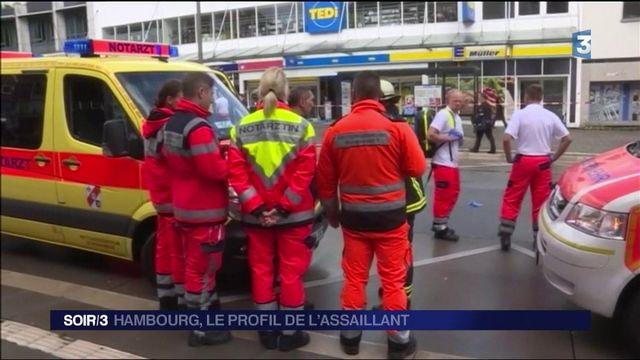 Attaque à Hambourg : le profil de l'assaillant se dessine
