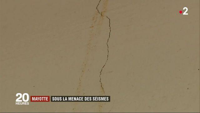 Mayotte : sous la menace des séismes