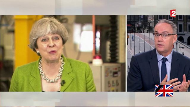 Theresa May : la fermeté pour compenser le doute des électeurs
