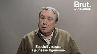 """VIDEO. Benjamin Stora : """"On a pris un retard colossal sur l'enseignement de l'histoire coloniale et de la guerre d'Algérie"""" (BRUT)"""