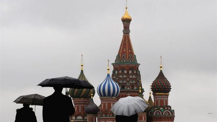 La Place Rouge de Moscou (AFP - Natalia Kolesnikova)
