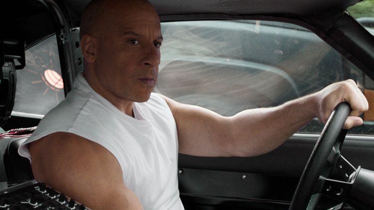 """Vin Diesel de retour dans le neuvième opus, réalisé par Justin Lin, de la saga """"Fast and Furious"""" (UNIVERSAL PICTURES - ONE RACE FI / COLLECTION CHRISTOPHEL VIA AFP)"""