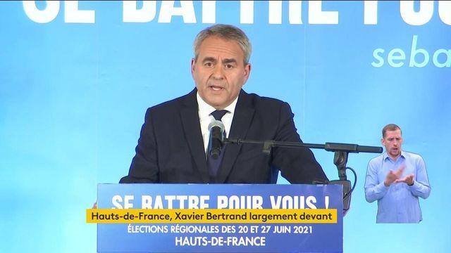 """Elections régionales et départementales : """"la politique n'est pas morte"""", juge Xavier Bertrand"""