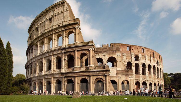 Le Colisée à Rome  (MANUEL COHEN / MCOHEN / AFP)