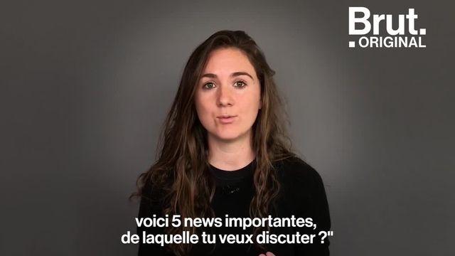 Explications avec Marjolaine Grondin de Jam.