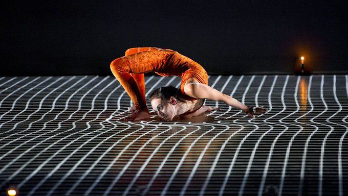 Elodie Chan, la contorsionniste de Pixel  (Laurent Philippe)