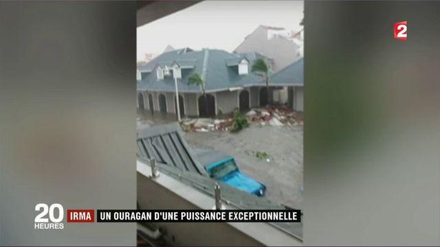 Ouragan Irma : les images montrent un paysage de désolation