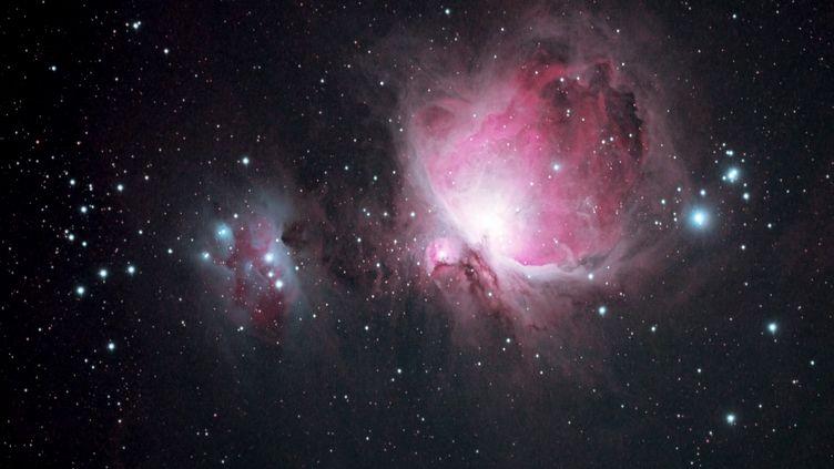 La constellation d'Orion est l'une des constellations les plus facilement repérable dans le ciel,grâce à sa forme de sablier. (GETTY IMAGES)