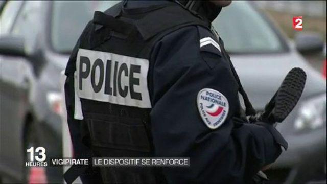 Vigipirate : la France renforce son dispositif