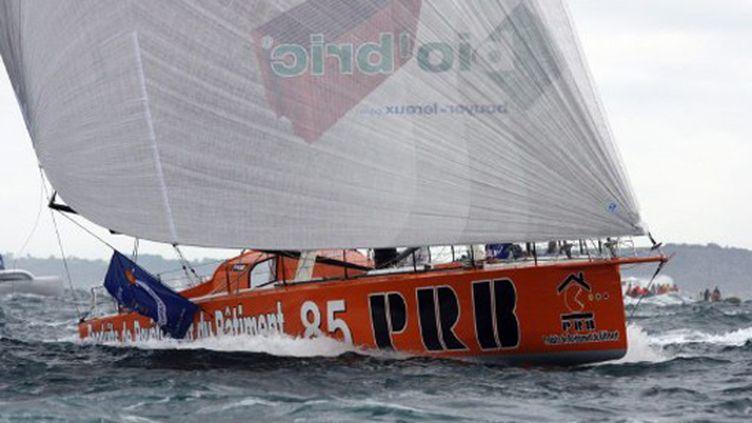 Vincent Riou et Hugues Destremau sur PRB