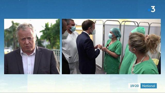 Emmanuel Macron : première visite présidentielle en Polynésie