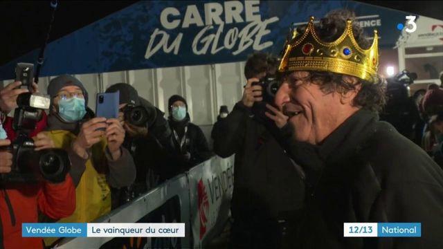 """Vendée Globe : Jean Le Cam, 4ème, se remémore une course d'une """"dureté incroyable"""""""