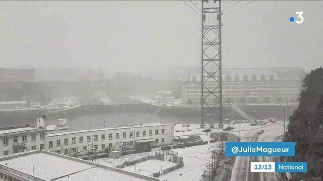 Météo : la France face à des températures glaciales